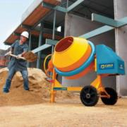 Locação de Betoneira 400 litros em Poços de Caldas - MG*