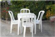 Aluguel de Conjunto Mesas e Cadeiras no Tatuapé, Penha, Belém - SP