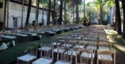 Aluguel Cadeira de Madeira Rustica em Campinas - SP