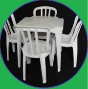 Aluguel Mesa e Cadeiras na Zona Leste - SP