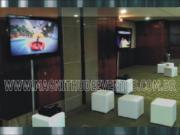 Simulador de Montanha Russa para Festas e Eventos