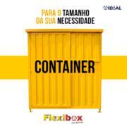 Aluguel Container em Juiz de Fora - MG