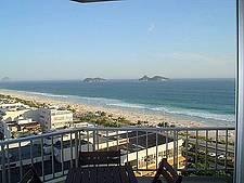 APART HOTEL QUARTO/SALA - FRENTE AO MAR
