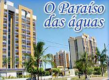 CALDAS NOVAS - O PARAÍSO DAS ÁGUAS QUENTES