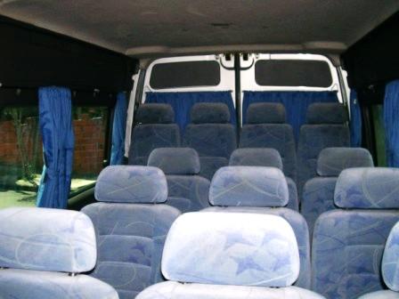 Aluguel de vans em Mogi das Cruzes *