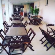 Aluguel Mesas e Cadeiras de Madeira em Londrina - PR