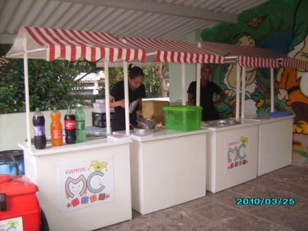 Aluguel de barraquinhas Vila Carrão -  TUDO PARA SUA FESTA