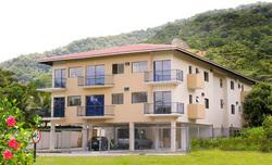 Edifícios das Toninhas  Apartamento na praia para temporada