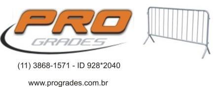Aluguel de grades - A SOLUÇÃO EM LOCAÇÃO PARA O SEU EVENTO, LIGUE  11 3868-1571 !!