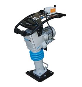 Aluguel de compactador elétrico - Loc Lav