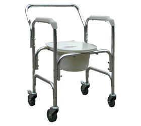 LOCASET- Locação de Cadeira Higiênica SCMF202W