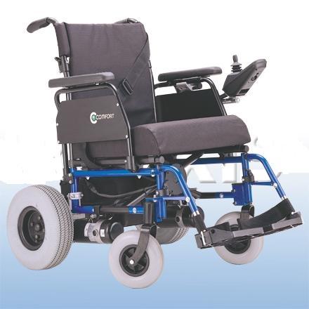 Locaset - Aluguel de Cadeira de Rodas Motorizada Comfort LY-EB103