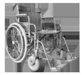 Aluguel de Cadeira de Rodas Bairro da Luz, Canindé, Santa Efigênia, Bom Retiro - SP