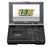 Aluguel de Video Cassete VT SONY - GV-HD700 - 13 Locações