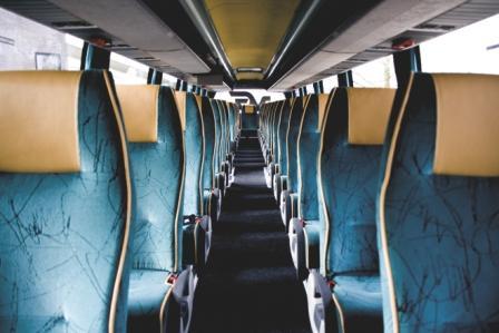 Aluguel de ônibus em Mogi das Cruzes *