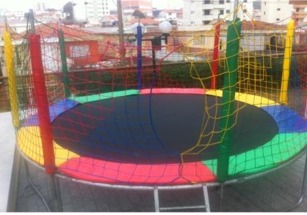 Aluguel de Cama Elástica Zona Leste - SP  4323-7731