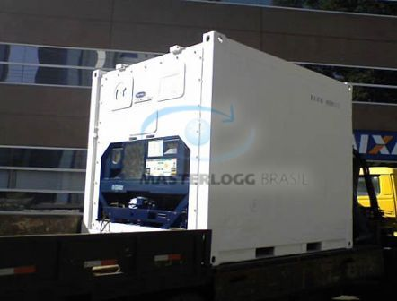 Venda e Locação de Containers Frigoríficos em São Paulo