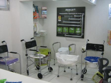 Aluguel de cadeira higiênica no Rio de Janeiro - Méier