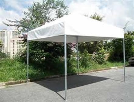 Aluguel de tendas Zona Leste - SP