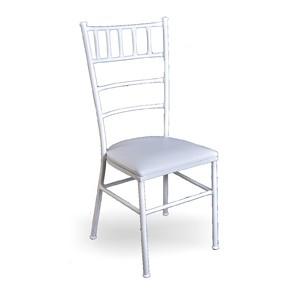 Aluguel de Cadeira de Ferro Estofada Tiffany na Freguesia do Ó - SP