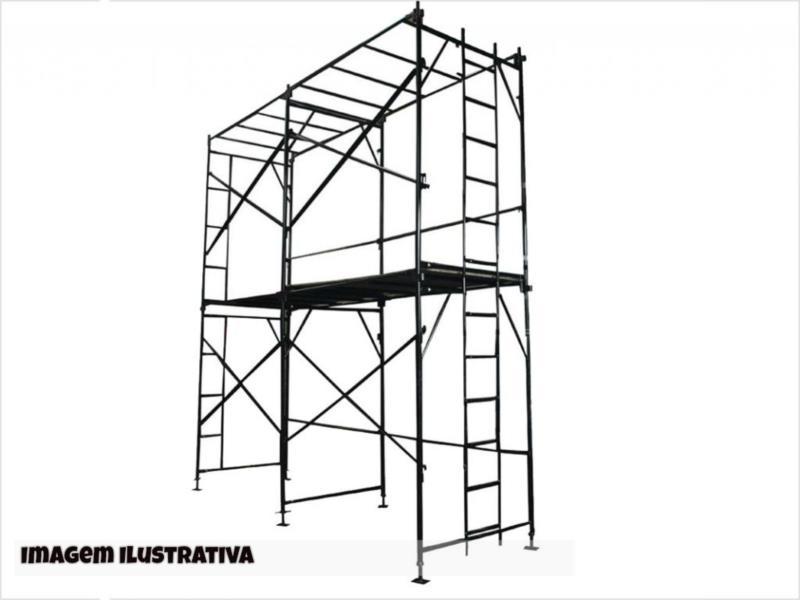 <Aluguel de Andaime Fachadeiro em Itaquera, Penha, Artur Alvim - SP