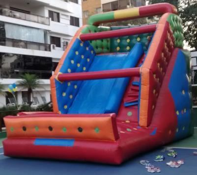 <Aluguel de Tobogã na Vila Gustavo em São Paulo - SP