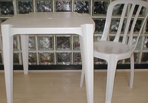 <Aluguel Mesas e Cadeiras Plasticas em Santo Amaro, Saúde, Morumbi, Socorro - SP
