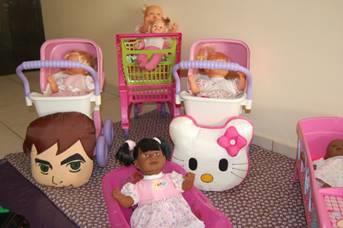 Area Baby em Indianópolis