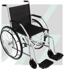 Cadeira de Rodas no Meier