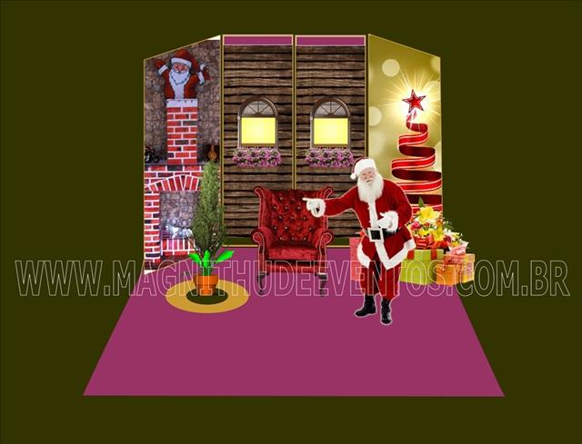 Cantinho do Papai Noel