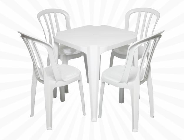 <Aluguel Mesa e Cadeira de Plástico em Vila São Paulo, Santo Amaro, Jabaquara, Interlagos, Brooklim, Pinheiros, Moema SP