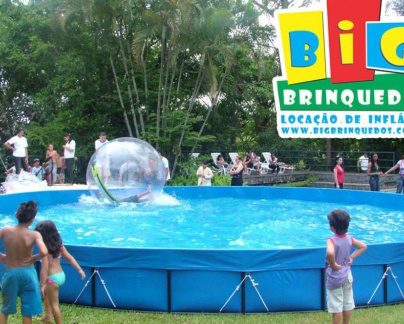 Piscina Para Water Ball Em Guarulhos Alugaqui