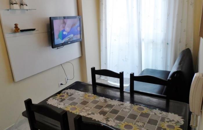 <Apartamento de Frente ao Mar em Vila Mirim