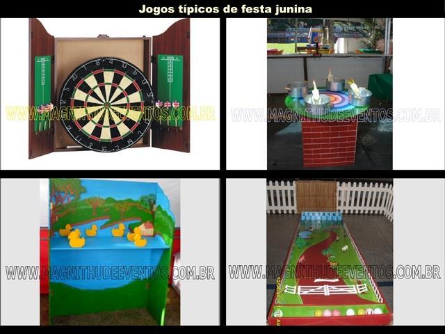 jogos para festa junina