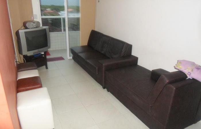 <Apartamento na Guilhermina Litoral Paulista