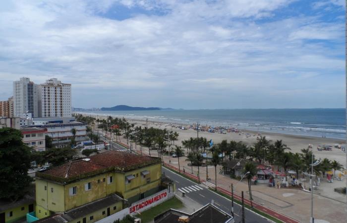 <Aluguel de Apartamento na Praia Grande