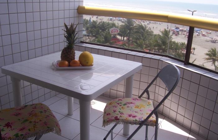 <Apartamento para Temporada na Praia Grande