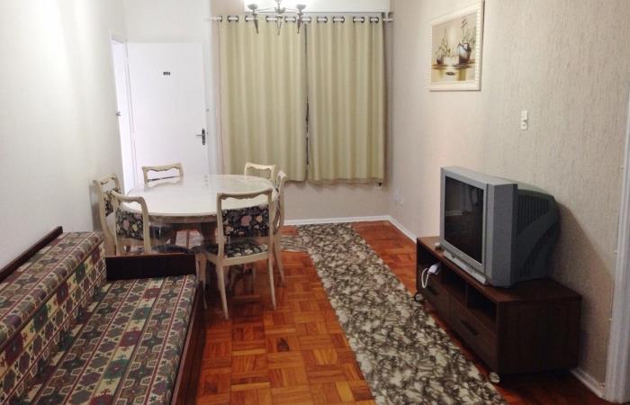 <Apartamento para Temporada em  São Vicente