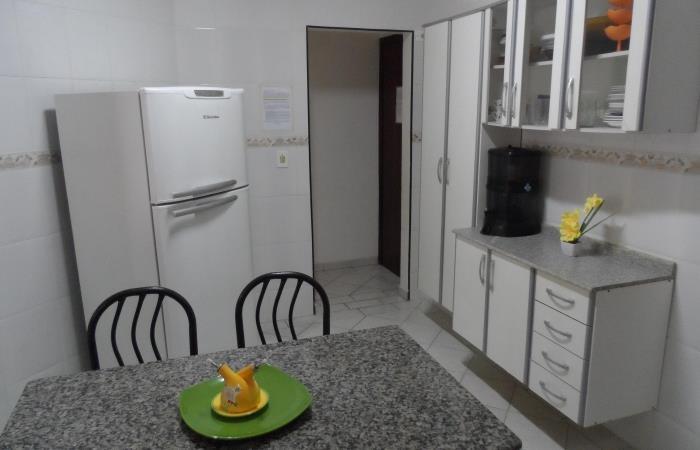 <Apartamento Frente ao Mar na Aviação Litoral Paulista