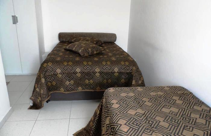 <Apartamento em Frente ao Mar na Guilhermina SP