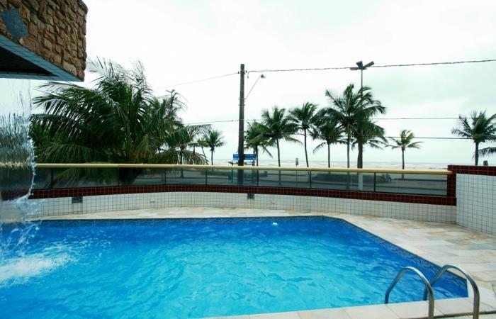 <Apartamento para Temporada na Praia Grande SP