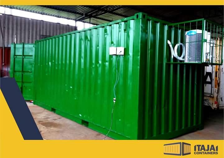 <Aluguel de Container em Ribeirão Preto