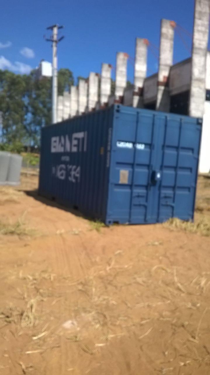 Container para Obras e Armazenamento em Ribeirão Preto