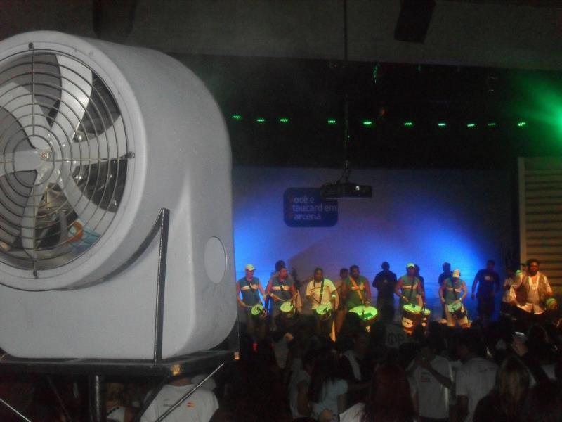 Climatizador no Icaraí Rio de Janeiro