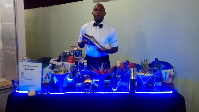 Barman e Garçom no Rio de Janeiro RJ