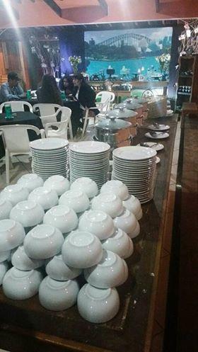 Buffet em Domicilio em Mairiporã SP