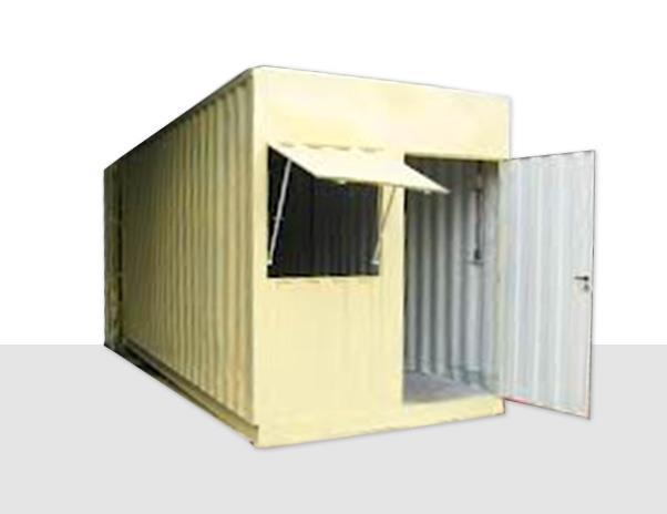 Container em Bauru SP