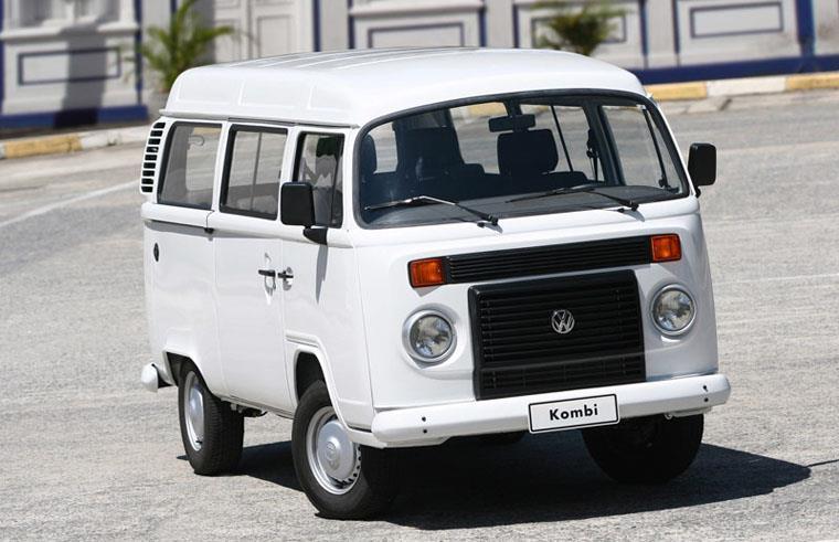 Locação de Kombi Standart
