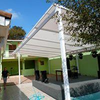 Cobertura e Tendas em Taboão da Serra SP