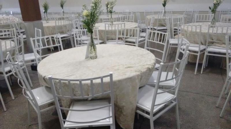 Mesas e Cadeiras em Atibaia SP